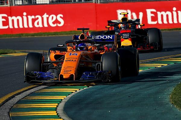 Formula 1 Alonso, Verstappen'in kendisini kandırmaya çalıştığını düşünmüş