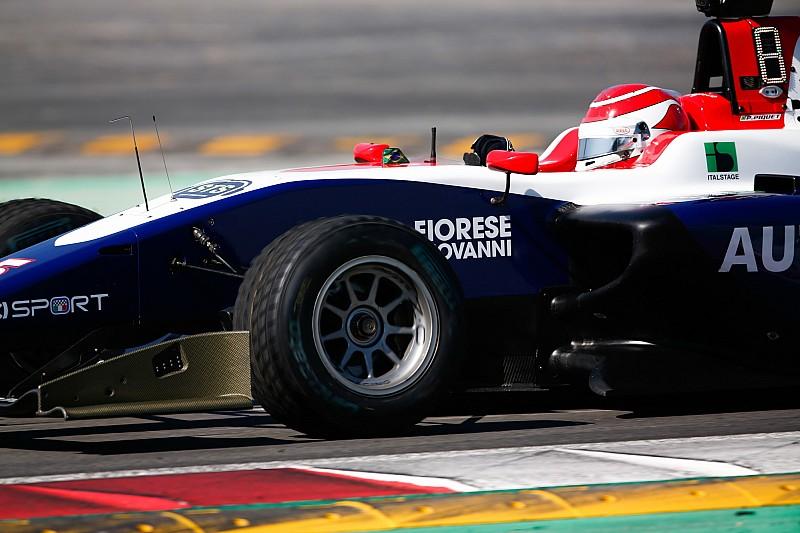 Піке приєднається до Trident на сезон GP3 2018 року