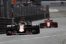 Formel 1 Reifen, Strecke, Grip: Darum griff Vettel Ricciardo nicht an