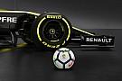 فورمولا 1 فريق رينو يدخل في شراكة مع الليغا الإسبانيّة