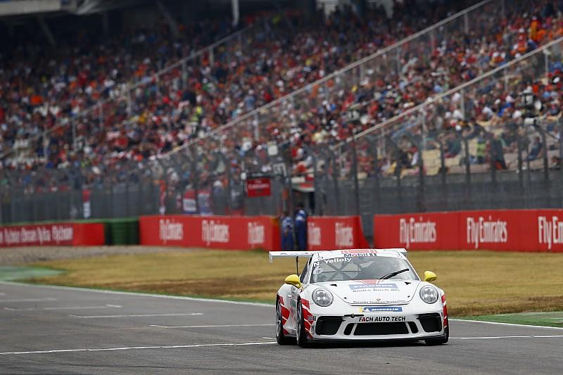 Porsche-Supercup Hockenheim: Zweiter Saisonsieg für Nick Yelloly