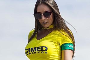 A legszebb rajtrácslányok Brazíliából