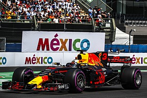 Formula 1 Breaking news Ricciardo to take engine change penalty in Mexico
