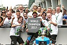 Moto2 How Morbidelli overcame tragedy to become Moto2 champion
