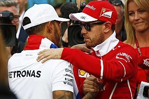 Formel 1 News Lewis Hamilton: Vettel hasst mich manchmal mehr als ich ihn