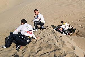 Dakar Breaking news Loeb fears last chance at Dakar glory has gone