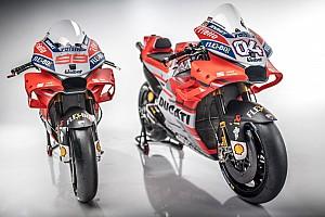 Ducati: ecco la scheda tecnica della Desmosedici 2018