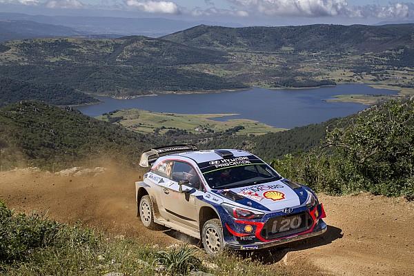 WRC レグ・レポート ヌービルがパワーステージ大逆転!今季3勝目を飾る