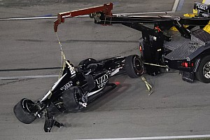 IndyCar Breaking news Carpenter accepts blame for Wickens crash