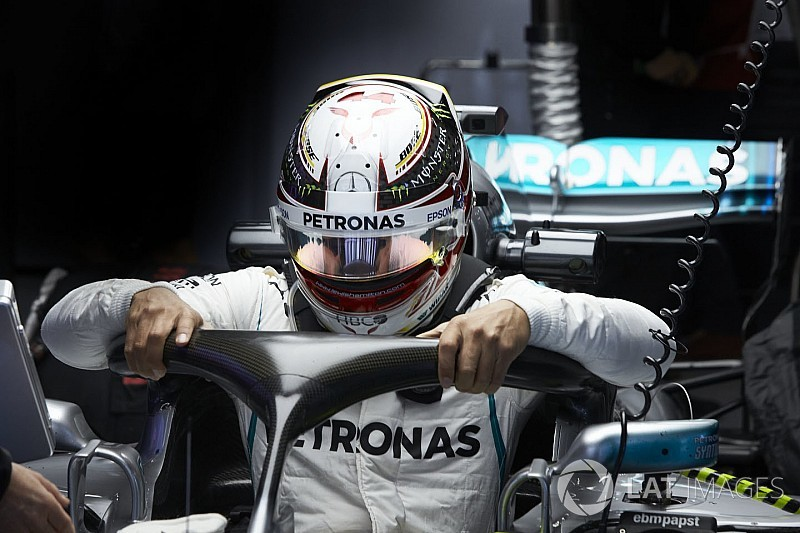 How Formula 1's 'lion' is being caged by Mercedes