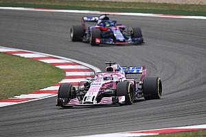 Formule 1 Réactions Force India progresse :