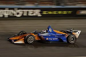 Indy planeja testar aeroscreen em circuito de rua