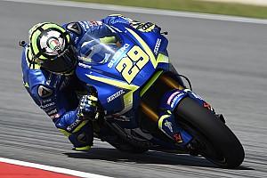 MotoGP Noticias de última hora Iannone, el más rápido; Dovizioso por delante de Márquez
