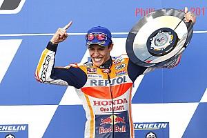 MotoGP Résultats Championnat - Márquez et Honda prennent une option sur le titre