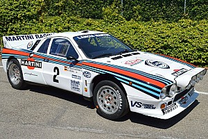 Automotive Breaking news A look back at the 1982 Lancia 037