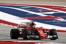Formel 1 Sebastian Vettel sitzt Hamilton im Nacken: