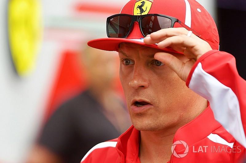 Räikkönen proche d'une prolongation chez Ferrari