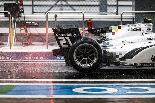 إقامة السباق القصير للفورمولا 2 وإلغاء سباق السبت للفورمولا 3
