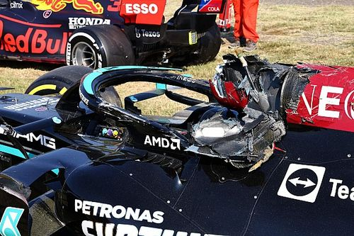 Niet geluk, maar wetenschap redde het leven van Hamilton in Monza