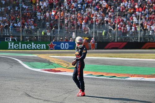"""Verstappen, sobre su actitud en Monza: """"Hay mucho hipócrita"""""""