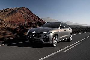Maserati створив лімітовану версію Levante Vulcano