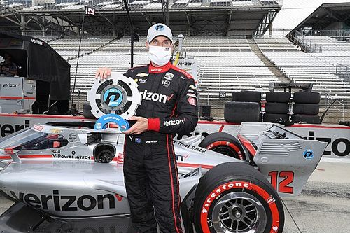 Indy GP IndyCar: Power beats Harvey, takes 58th pole