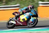 Moto2, Brno, Libere 1: svetta Lowes, Manzi ottimo sesto