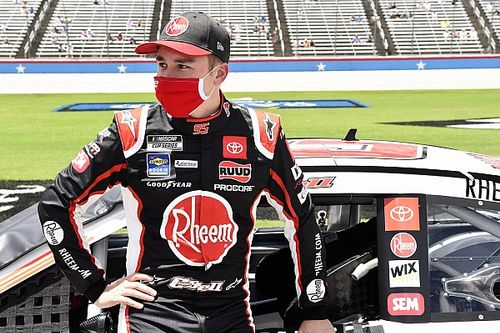 """Christopher Bell briefly found his NASCAR future """"very scary"""""""