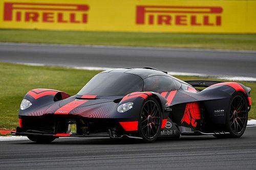 Aston Martin suspend son programme Hypercar pour Le Mans