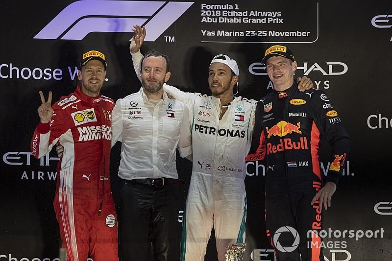 Гран Прі Абу-Дабі: Хемілтон закрив сезон впевненою перемогою