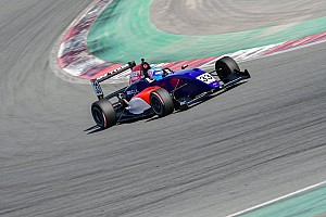Dubai MRF: Defourny, Frost start season with wins