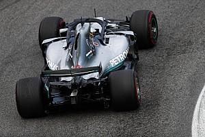 Hamilton staat voor dilemma in Abu Dhabi na motorproblemen