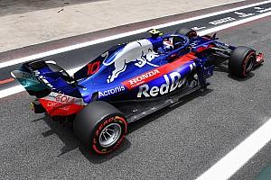 A Red Bullnál jelentős előrelépésről beszélnek a Hondát illetően