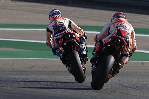 Cómo ha corregido Honda una moto que sólo podía llevar Marc Márquez