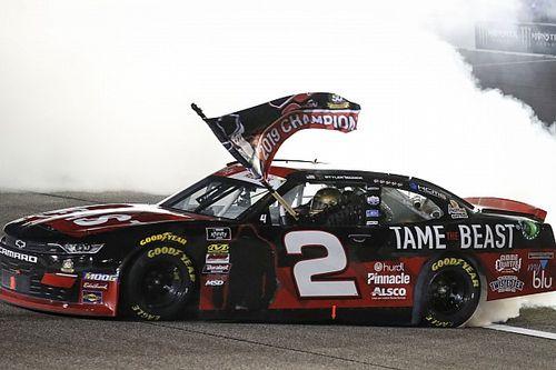 Nach Teamwechsel: Tyler Reddick verteidigt NASCAR Xfinity-Titel