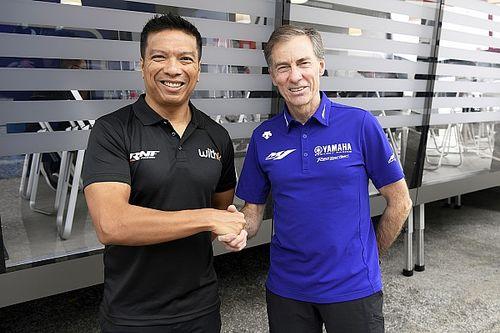 Resmi: RNF Racing Jadi Tim Satelit Yamaha MotoGP