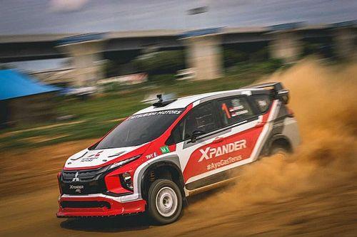 Kejurnas Sprint Rally 2021 Jadi Pembuktian Mitsubishi Xpander AP4