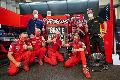"""Petrucci: """"Solo he tenido buenas sensaciones con la moto en dos carreras"""""""