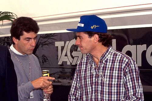 The master manager who juggled Prost and Senna simultaneously