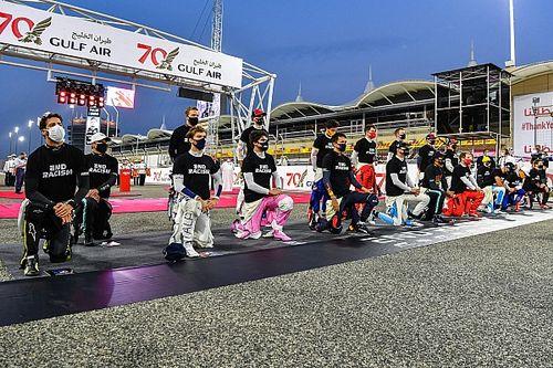 F1 drivers free to take a knee on 2021 race grids