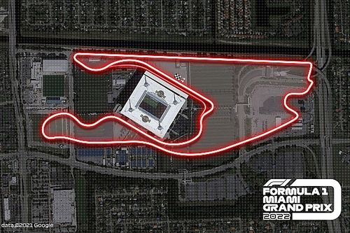 Miami Grand Prix joins 2022 F1 calendar