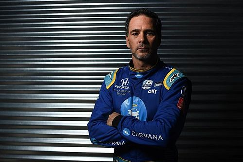 """Ganassi: Johnson could """"maybe squeak a win out"""" in IndyCar"""