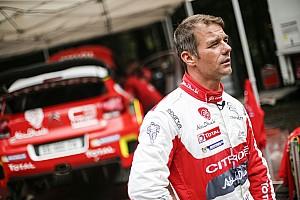 WRC Nieuws Citroën wil dat Loeb graveltest doet na succesvolle eerste test