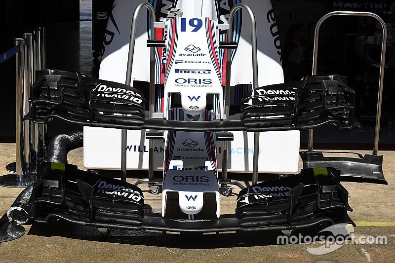 """Massa : """"Un développement bien meilleur chez Williams"""""""