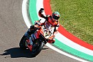 Imola WSBK: Davies does the double after red-flag delay