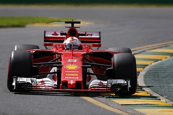 Formel 1 News So bewertet Sebastian Vettel das Training zum F1-Auftakt 2017