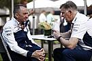 Formula 1 Williams: Liberty para ödülünü daha adil dağıtmalı
