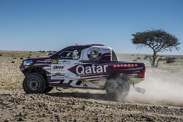 العطية وساندرلاند وسونيك يحرزون لقب رالي قطر الصحراوي