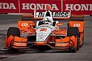 IndyCar Warm-up - Newgarden devant, Gutiérrez en piste
