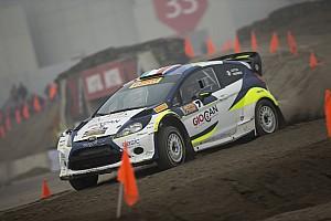 Tobia Cavallini impegnato al Monza Rally Show e Motor Show 2017